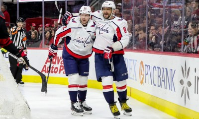The Capitals face offseason questions, from Alex Ovechkin and Evgeny Kuznetsov.