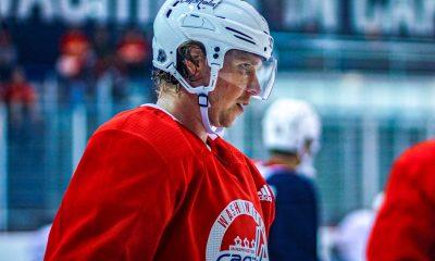 Capitals forward Nicklas Backstrom