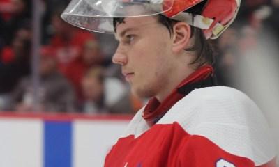 The Capitals still have to re-sign Ilya Samsonov.