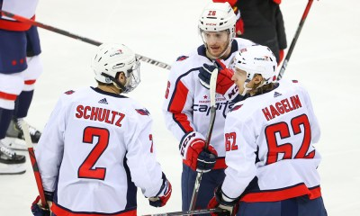 The Washington Capitals unveiled their final protected list Sunday.
