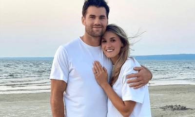 Capitals forward Tom Wilson got engaged.