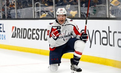 Washington Capitals forward Nic Dowd is poised to impress in 2021-22.