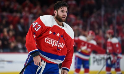 Brendan Smith had some things to say about the Tom Wilson incident in New York.