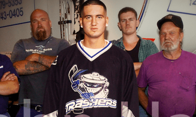 A.J. Galante became the GM of the Danbury Trashers at the age of 17.