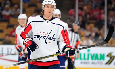 The Capitals are dressing a prospect-heavy lineup vs. New Jersey.