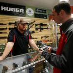 Record for U.S. gun background checks set on Black Friday