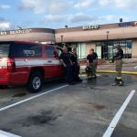 Texas mosque fire on Christmas called suspicious (photo Stephenie Whitfield)