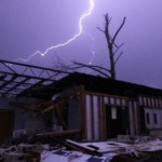 Tornadoes in Texas killed eight