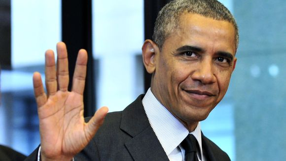 Obama again most admired man, Gallup reports (Photo: GEORGES GOBET, AFP/Getty Images)