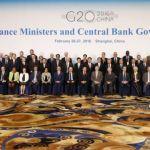 G20 meeting in Shanghai