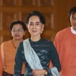 Aung San Suu Kyi nominated to join Myanmar cabinet