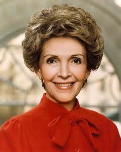 Nancy Reagan funeral