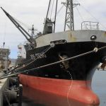 Philippines seizes N. Korean cargo ship