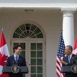 Trudeau visits US