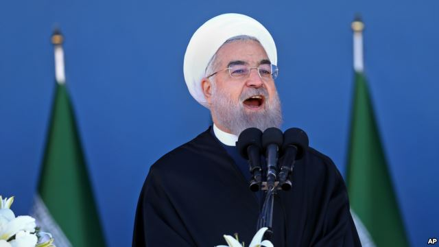 Iran vows to defend Muslim nations