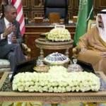 Obama and King Salman met in Saudi