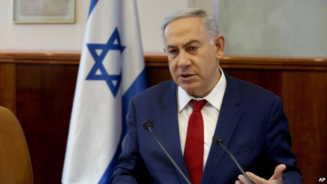 Netanyahulashed out at Iran