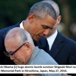 Obama visits Hiroshima