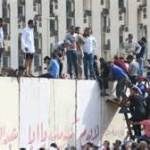 Protesters storm Iraq parliament building (www.channelnewsasia.com)
