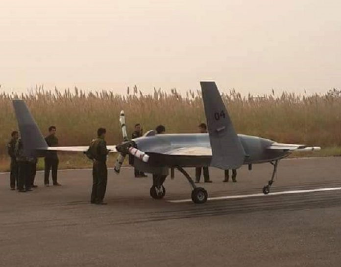 Myanmar, one of Asia's most abusive armies now deploys armed drones