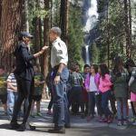 Obamas visits Yosemite