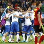 Spain, Italy advance in Euro 2016