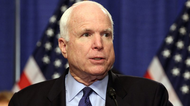 The lies of John McCain