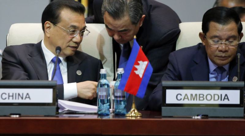 China gives Cambodia $600M in exchange for support