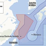 China threatens air defense zone