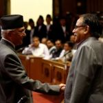 Nepal's Prime Minisater resignes