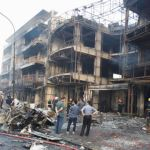Suicide bombing kills 75 in Baghdad