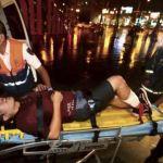 Taiwan explosion and typhoon Nepartak