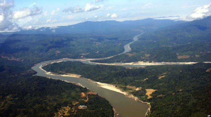 Dam project expected key topic between Myanmar and China