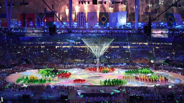 Rio wraps up Summer Olympics
