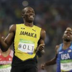Track superstar Bolt's time to shine