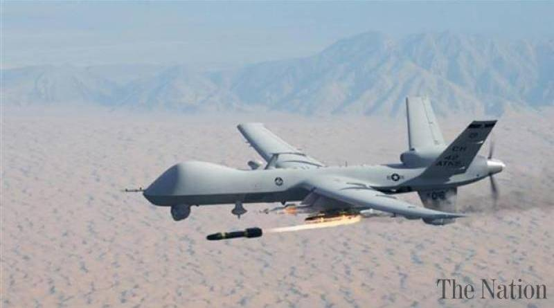 US drone kills an IS leader in Afghanistan