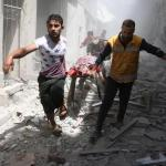 Fighting rages in Syria