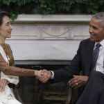 US to lift Myanmar sanctions