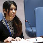 EU's Sakharov Prize awarded to Yazidi women