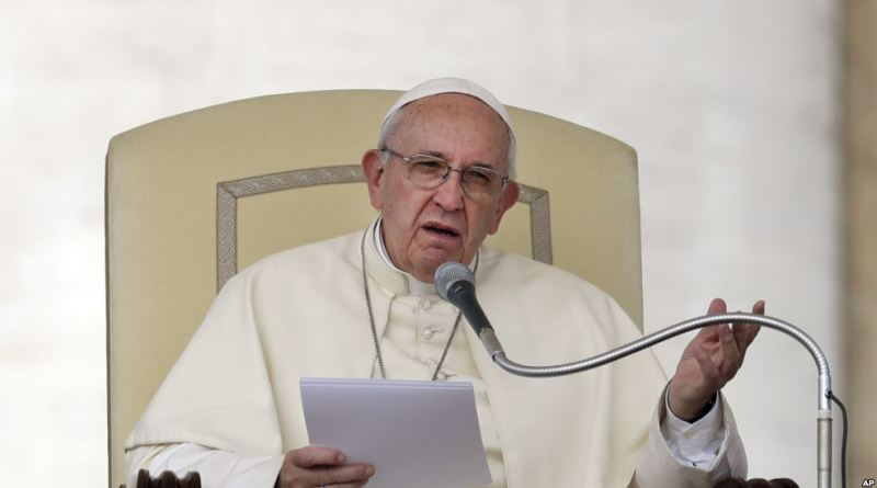 Pope Francis Indefinitely extends power to forgive on abortion