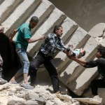 Aleppo fall totally to Syrian Government
