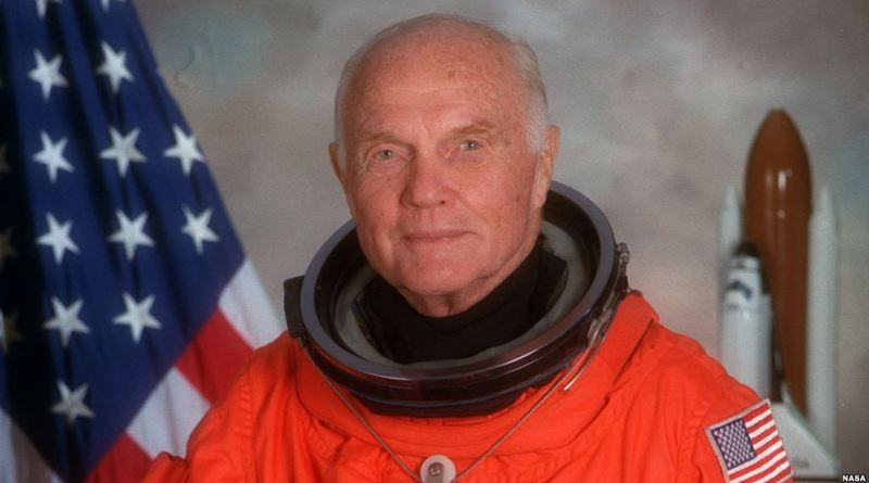 Astronaut and former Senator John Glenn dies at 95