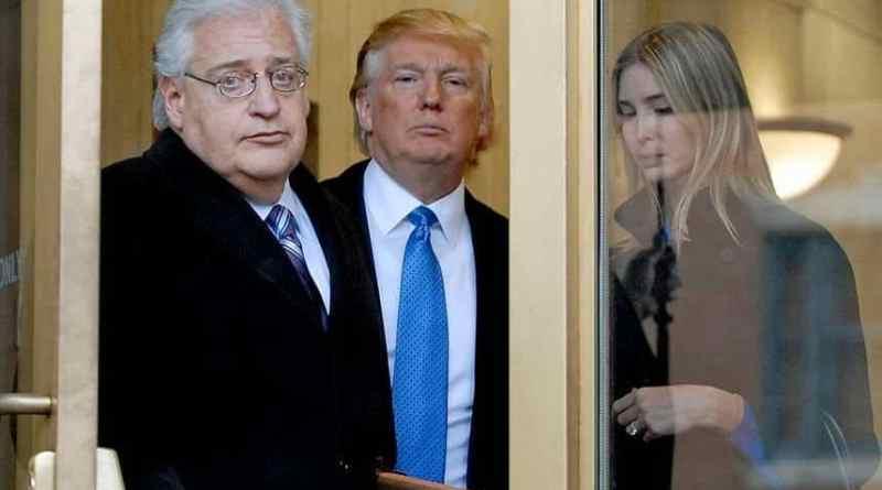 Trump picks Israel hard-liner for US ambassador to Israel