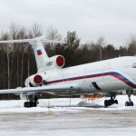Russian plane crashes with 92 people