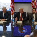 Trump met top tech leaders