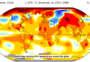 2016 Makes History as Hottest Year Ever Recorded