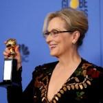 Meryl Streep slams Trump