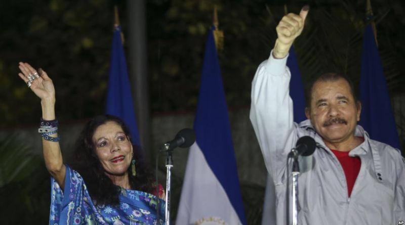 Ortega sworn in for Nicaragua's President