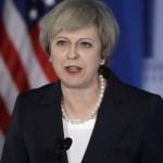 Trump to meet Theresa May