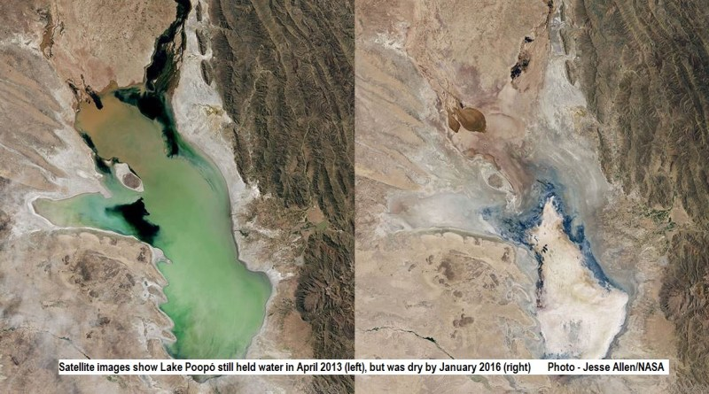Many Of World's Lakes Are Vanishing And Some May Be Gone Forever